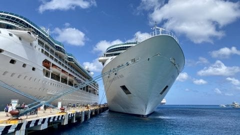 interesting facts about cruise ships