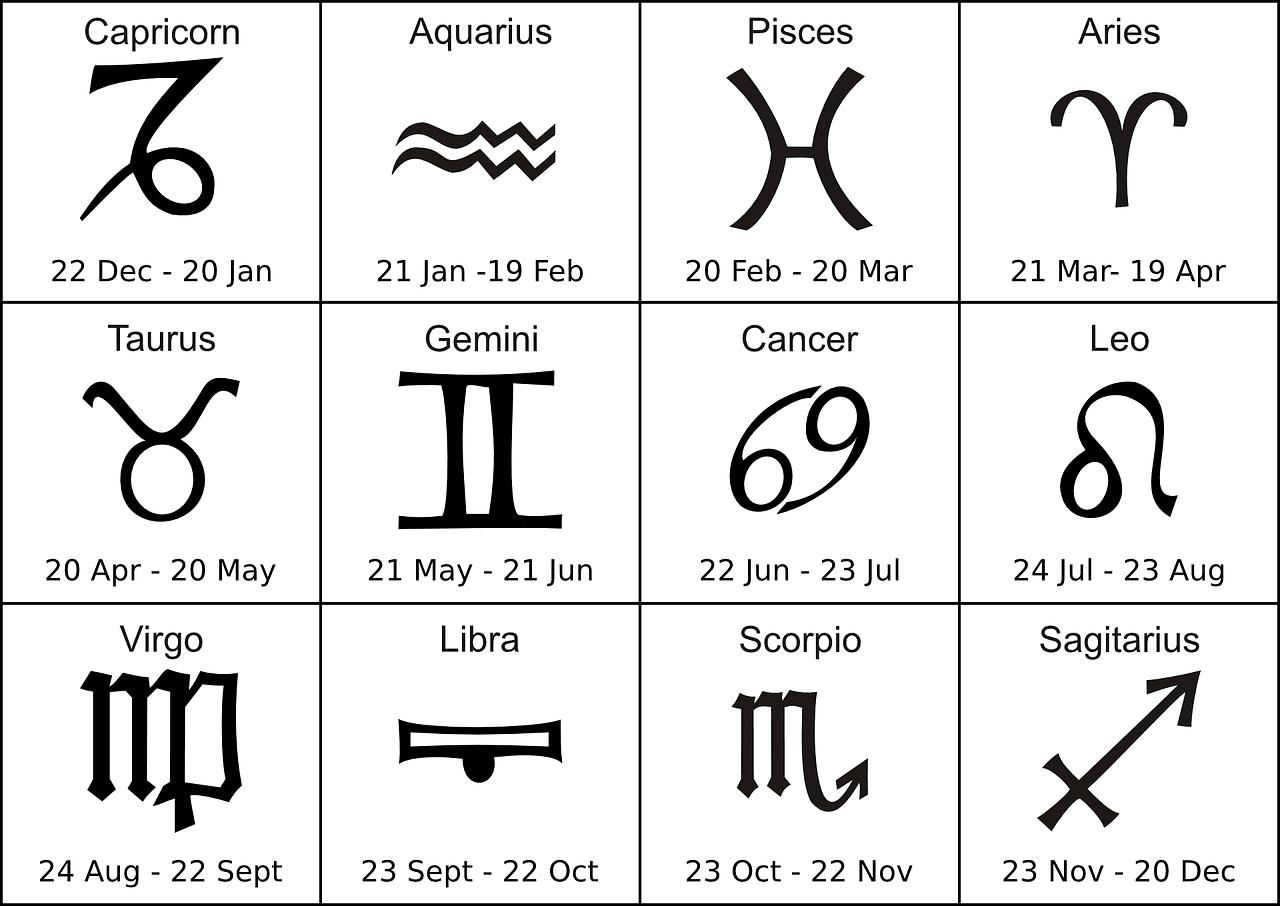 Sagittarius star sign fact sheet