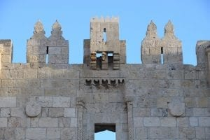 Damascus Gate Facts