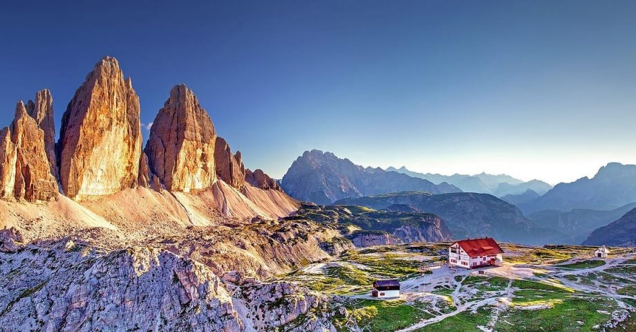 Dolomite Mountain Facts