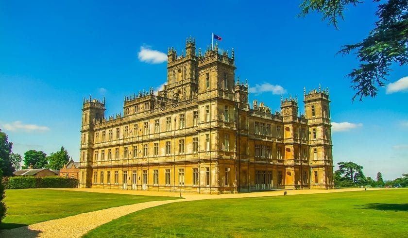 Facts about Highclere Castle