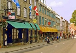 Facts about Quebec