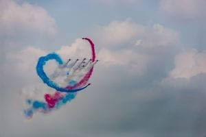 Interesting facts Red Arrows