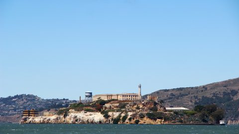 Interesting facts about Alcatraz