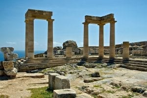 Interesting facts about Rhodes