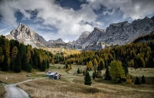 Interesting facts about the dolomites