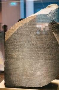 Rosetta Stone Facts