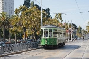 San Fransisco Trolley Bus Transport Facts