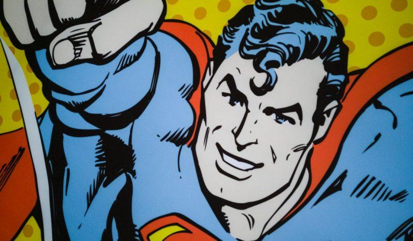 Superman Fun Facts
