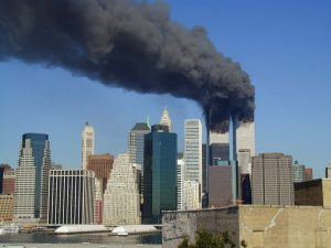 911 World Trade Center Twin Towers Terrorist Attacks