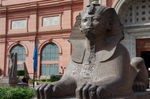 The Cairo Museum
