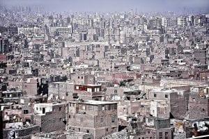 Cairo City scape