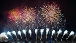 facts about fireworks