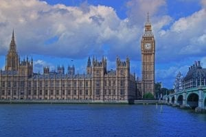 facts about the houses of parliament