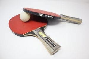 fun facts about table tennis