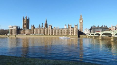 houses of parliament facts
