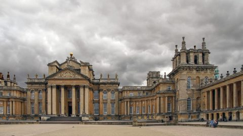 interesting facts about Blenheim Palace