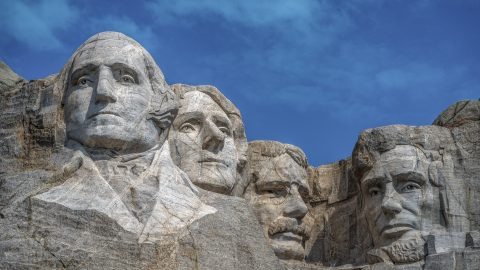 interesting facts about Mount Rushmore