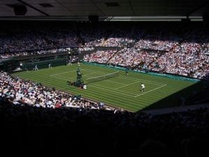 interesting facts about tennis