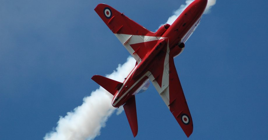 Facts about Red Arrows