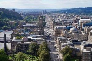 facts about Edinburgh