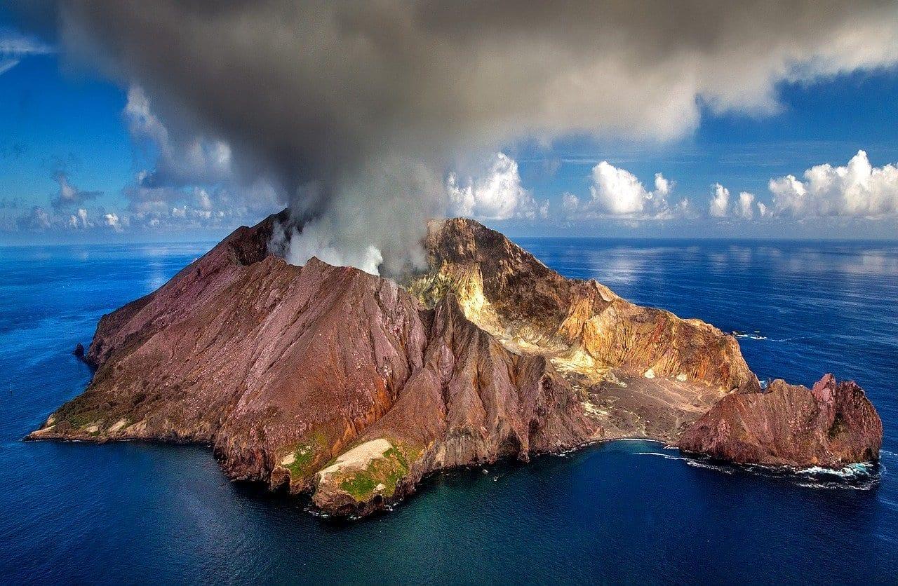 Interesting volcano facts