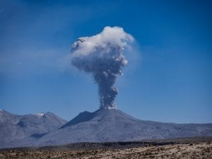 Interesting Facts Volcano Eruption