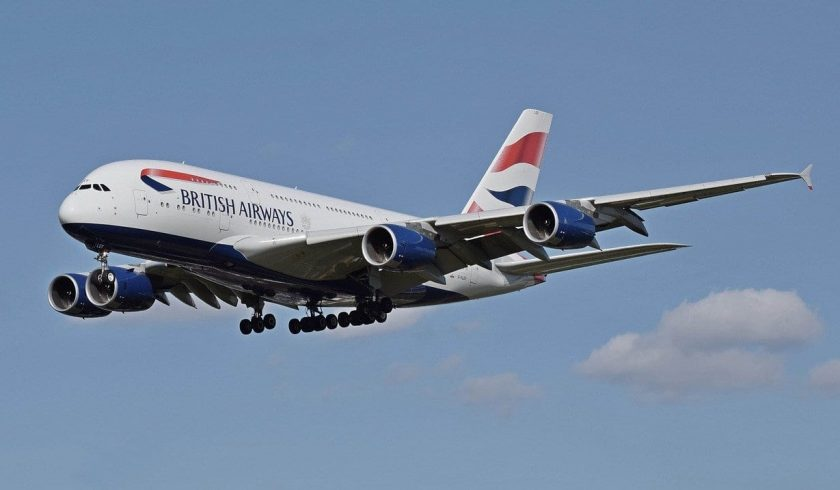 facts about British Airways BA