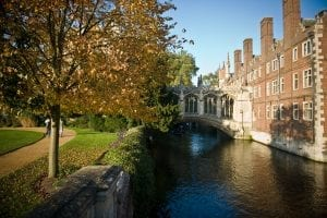 facts about Cambridge
