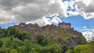 fun facts about Edinburgh