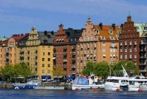 fun facts about Stockholm
