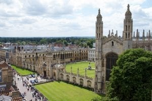 interesting facts about Cambridge