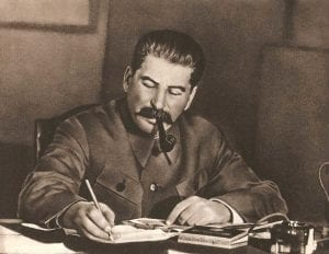 interesting facts about stalin