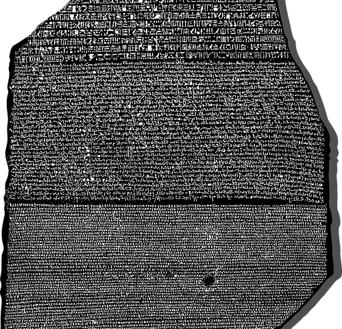 Facts about the Rosetta Stone