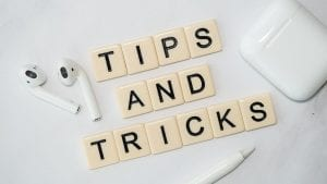 tips and tricks home decorating