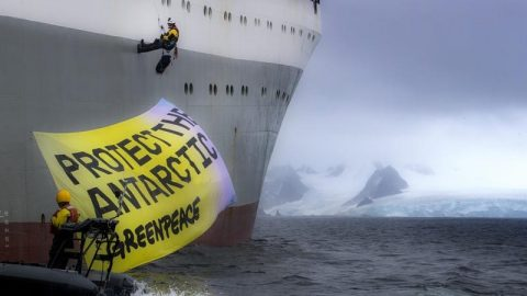 Facts on Greenpeace