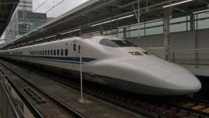 Facts about the Bullet Train