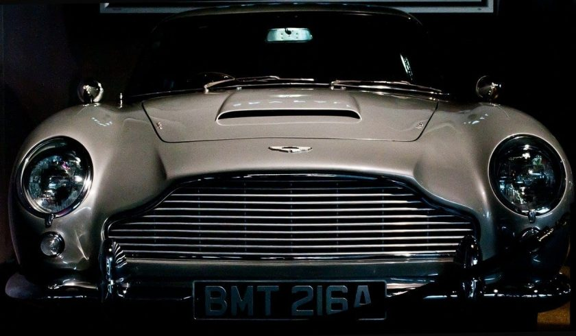 facts about aston martin