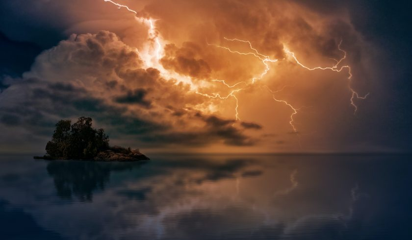 facts about lightning