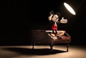 fun facts about Mickey Mouse