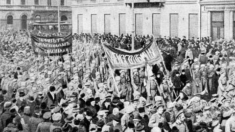 interesting facts about the Russian Revolution