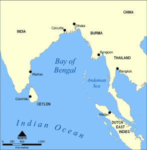 Bay of Bengal Facts