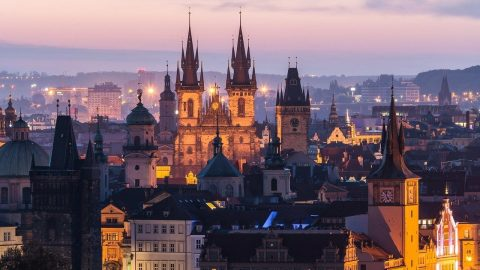 Facts about Prague