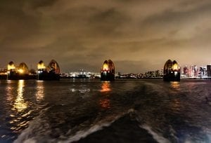 Facts about the Thames Barrier 4