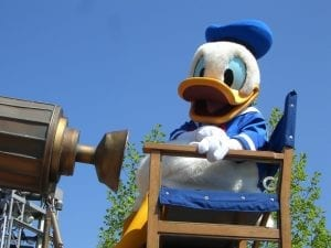 Fun facts about Donald Duck