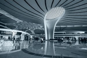 Interesting facts about Zaha Hadid Airport, Beijing