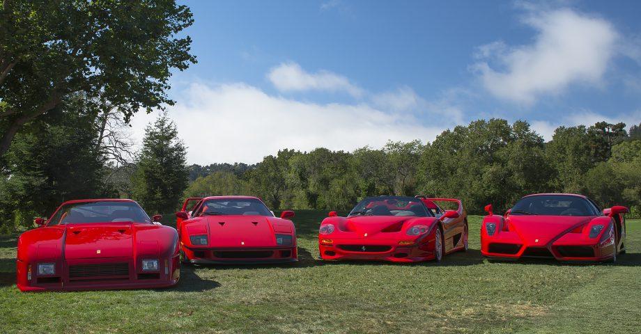 facts about Ferrari