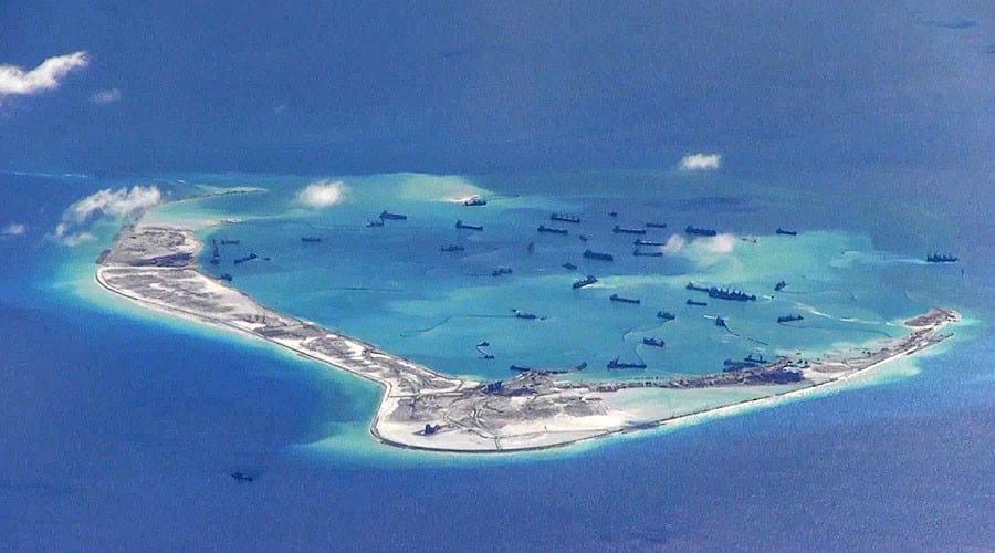 facts about South China Sea