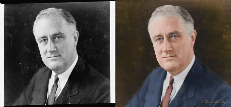 facts about franklin d roosevelt