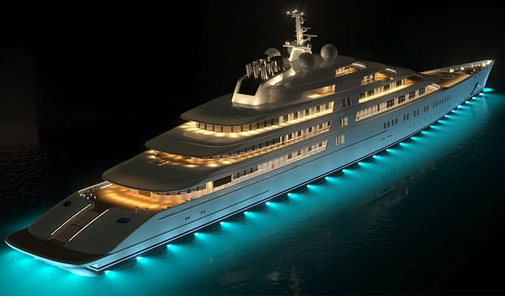 facts about super yachts